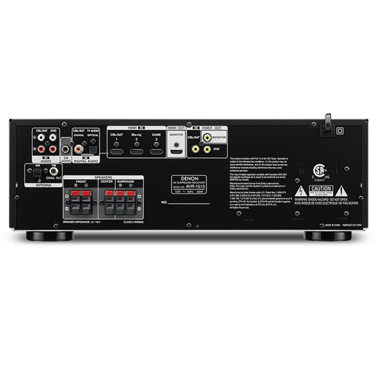 yamaha ns p20 home theater system denon avr. Black Bedroom Furniture Sets. Home Design Ideas